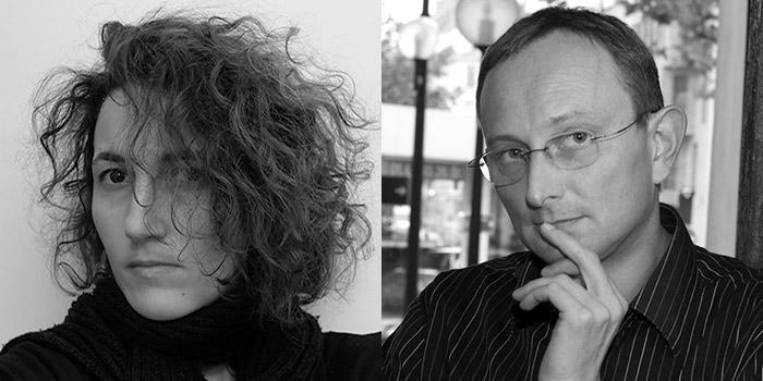 Боряна Петкова и Андре Сер-Милан: Отвъд рисунката и звука