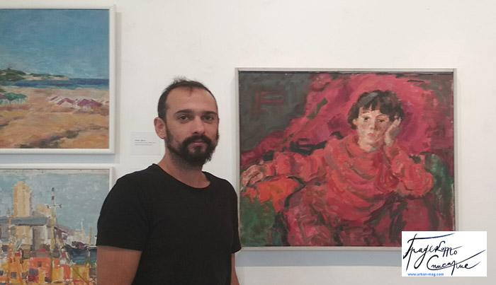 Алехо Магариньос: от Аржентина до Варна по стъпките на художничката Бронка Гюрова