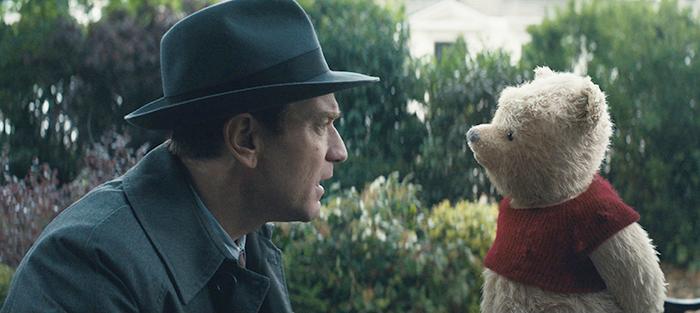 Кристофър Робин преоткрива детството в нов филм на Disney