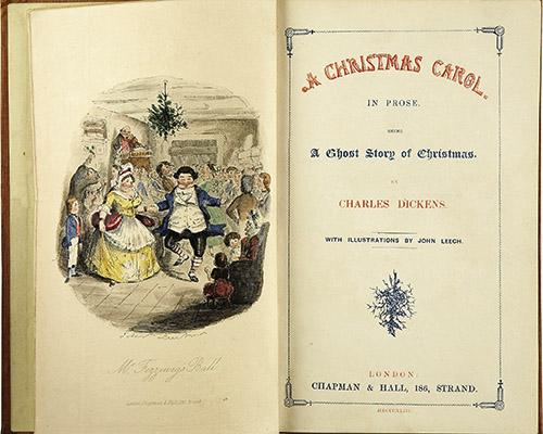 """""""Коледна песен"""" в Музея на Дикенс в Лондон"""