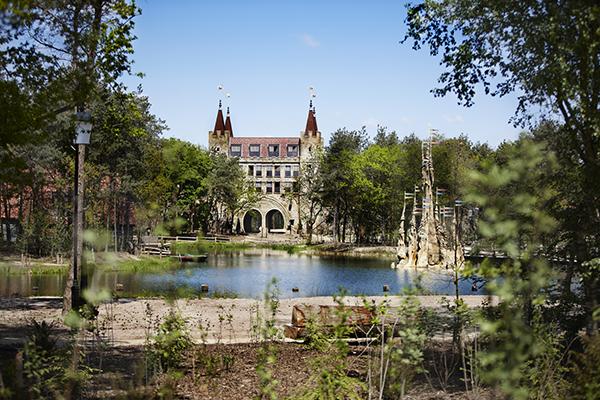 Парк Ефтелинг в Холандия – в света на приказките
