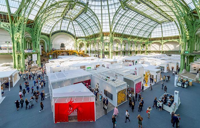 195 галерии представят модерно и съвременно изкуство на ФИАК-Париж