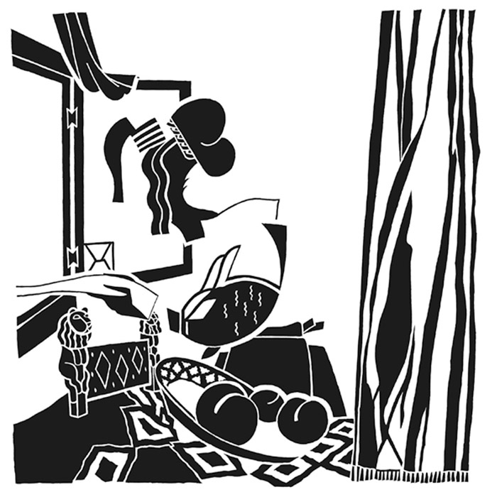 """""""Черни докосвания"""" на Иван Газдов – изложба в Дома на хумора и сатирата"""