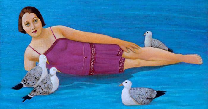 Животът на стоп кадър – изложба на Георги Йорданов в Галерия Le Papillon