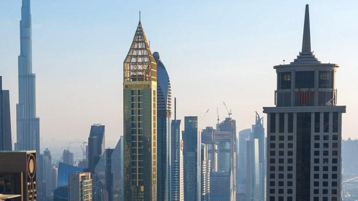 Дубай – рекордьор с най-високите хотели в света