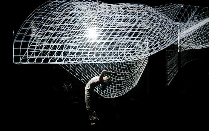 """Виржини Баржоне за спектакъла """"Хаканаи"""" – история от образ, звук и движение"""