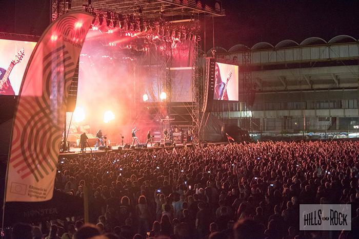 Garbage се включват във фестивала Hills of Rock 2019