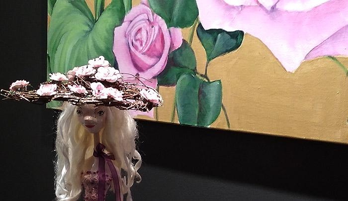 Майската градина в картини и кукли