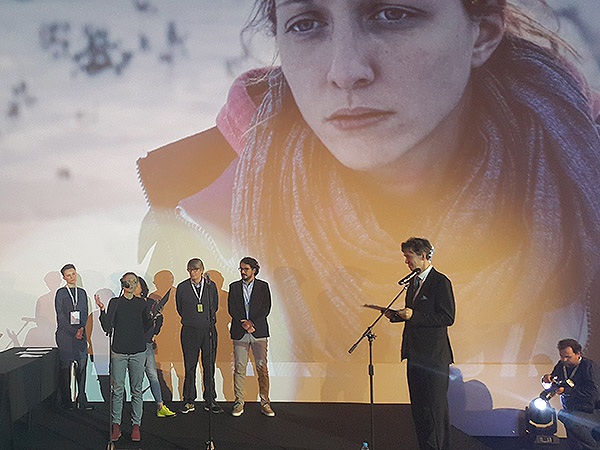 """Българският филм """"Ирина"""" с две награди от фестивала във Варшава"""