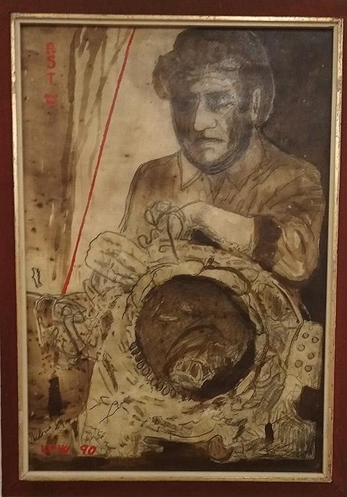 Непознатото творчество на Иван Павлов (1921 – 2004)*