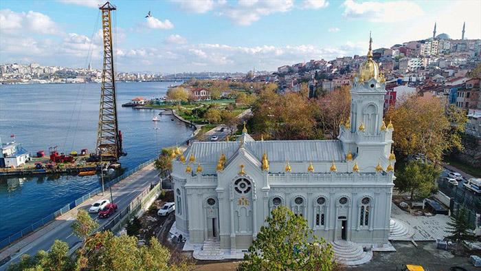 Желязна църква и българската общност в Истанбул – задочна среща във Варна