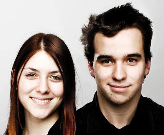 Бастиен Гриве и Джесика Росие: От Швейцария до Франция от любов към изкуството