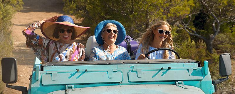 """С музиката на ABBA във филмовия мюзикъл """"Mamma Mia! Отново заедно"""""""