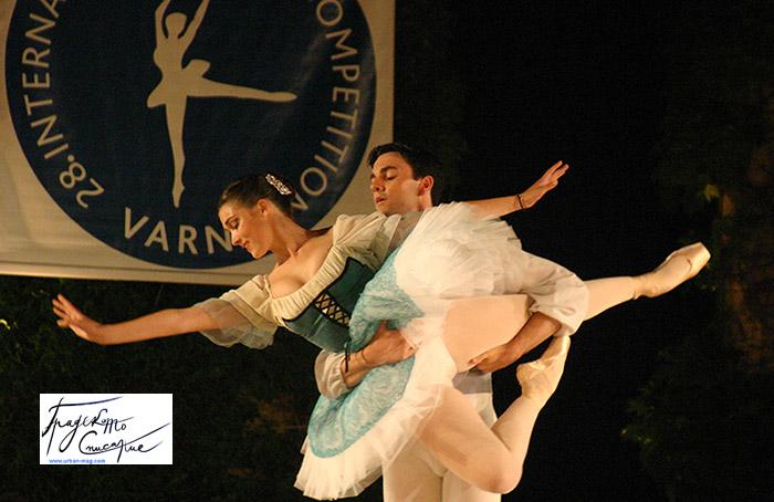 Трима състезатели от България продължават във втори тур на XXVIII балетен конкурс във Варна