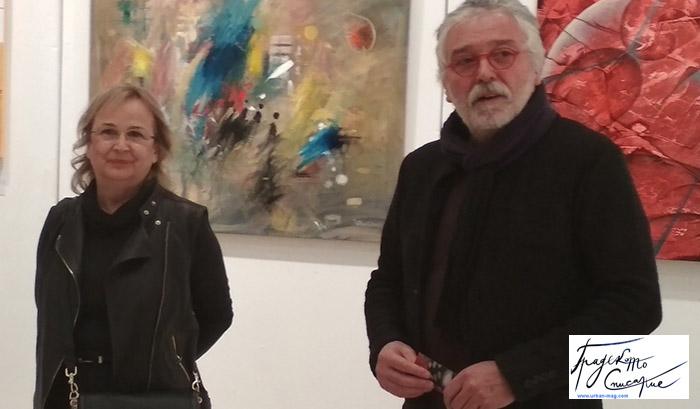 """""""Отражения в изкуството"""" – съвместна изложба на студенти от Турция и България"""
