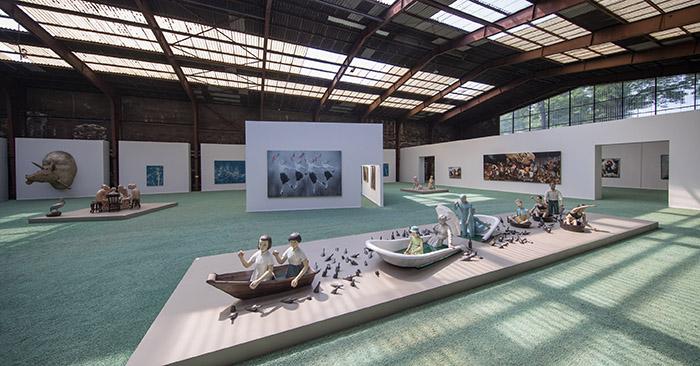 Покана за участие в международната изложба NordArt 2019, Дюселдорф
