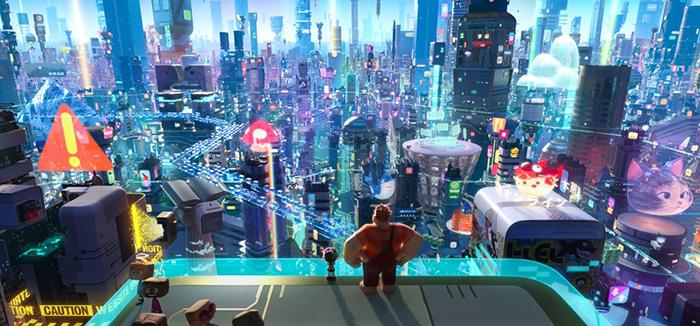 Ралф разбива интернета в продължението на анимацията
