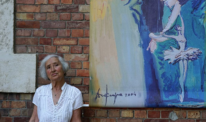 Русалия Кирова: За мен е важно картините на художника да не се разпиляват