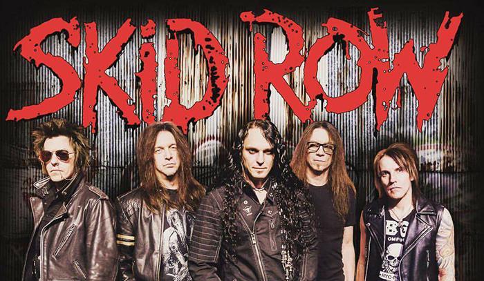 Skid Row с първи концерт в България