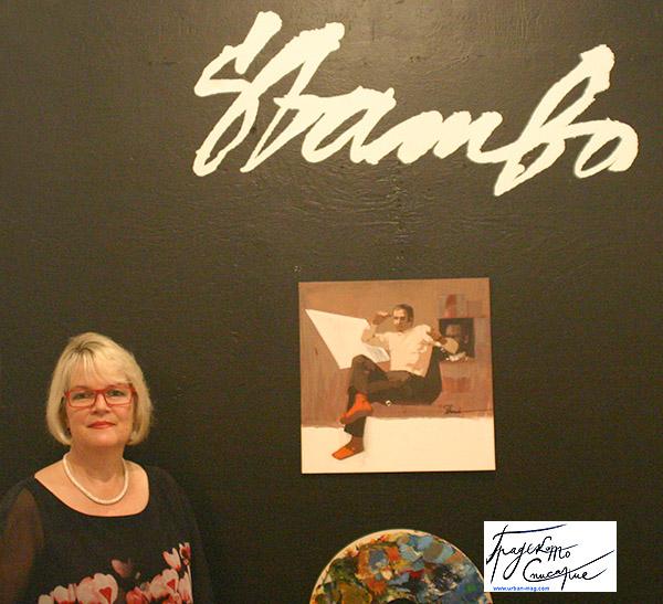Герлинде Стамболийски: В много от картините на Георги Стамболийски ще видите колко обича България