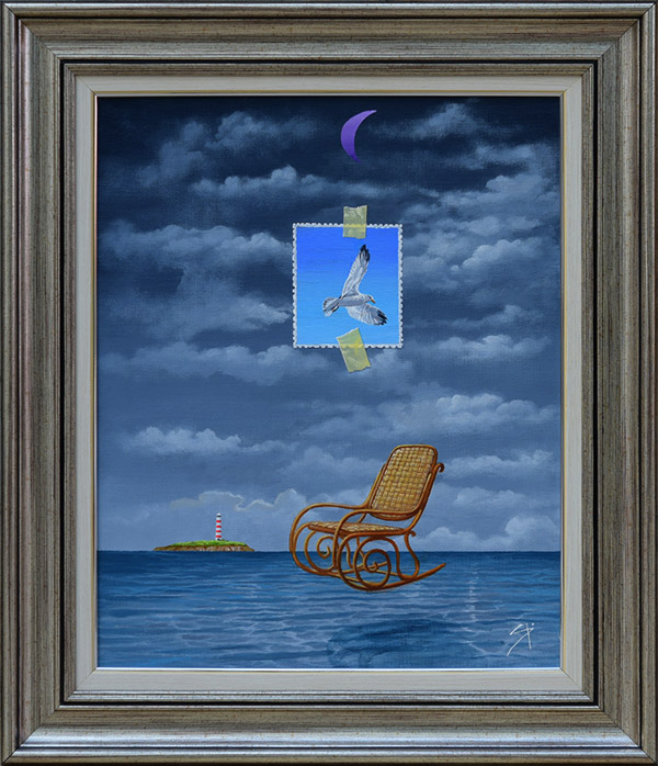 """""""Пътуващи мисли"""" на над 50 български художници в Галерия Le Papillon"""
