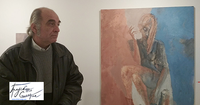Художникът Стилиян Атанасов за вдъхновяващите места в Плевен