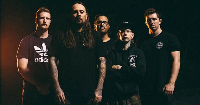 Австралийската метъл група Thy Art Is Murder за първи път в България