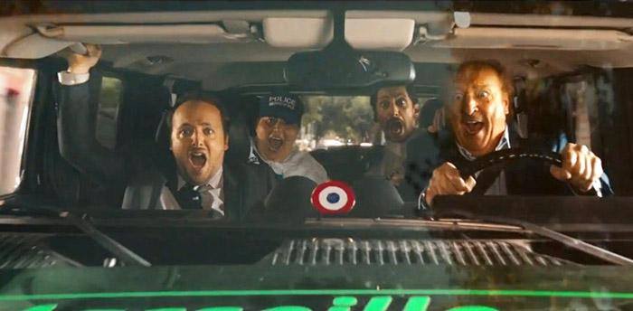 """Пет факта за филма """"Такси 5"""""""