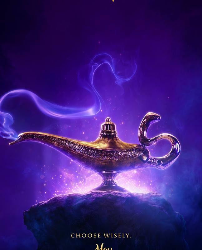 """Гай Ричи представя игрална версия на """"Аладин"""" през 2019 г."""
