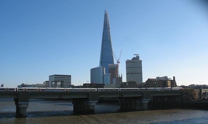 The Shard – Крилото на Лондон