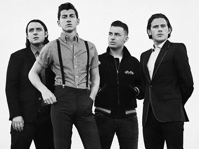 Шестият албум на Arctic Monkeys се очаква през 2018 г.