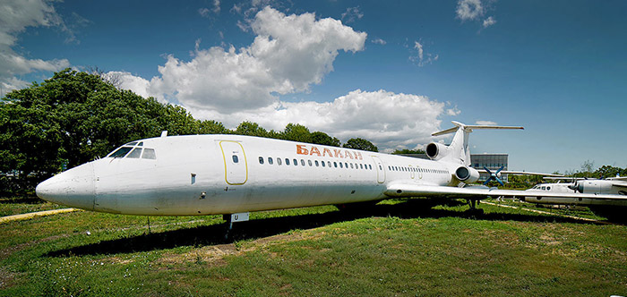 Авиомузеят в Бургас на една година