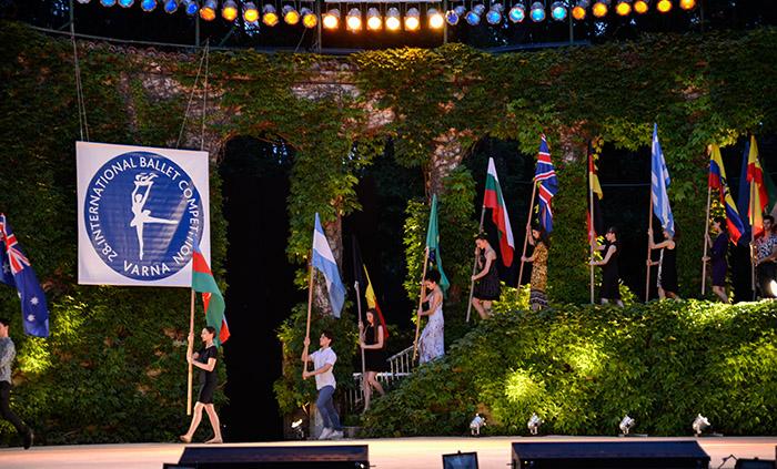 Балетният конкурс във Варна посреща състезатели от 34 страни