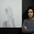"""Искра Благоева и работата й """"Homage to Steven Meisel"""" Източник: © Биляна Рубинова"""