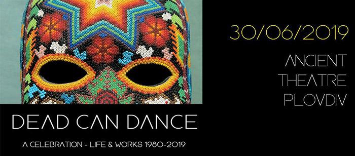Dead Can Dance за първи път в България