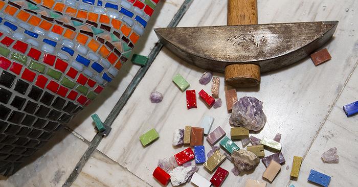 Трето Биенале на мозайката в Стара Загора