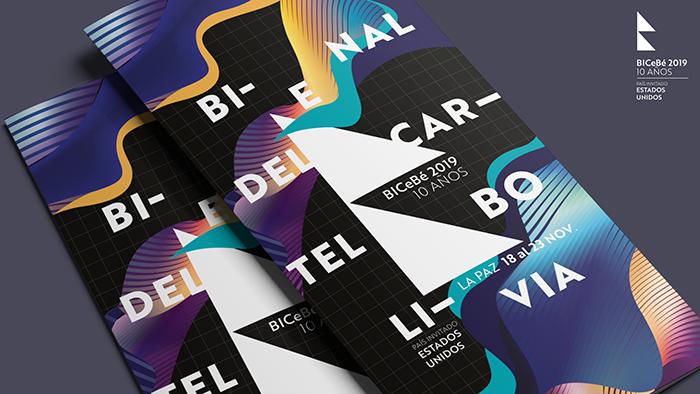 Международно биенале на плаката Боливия 2019