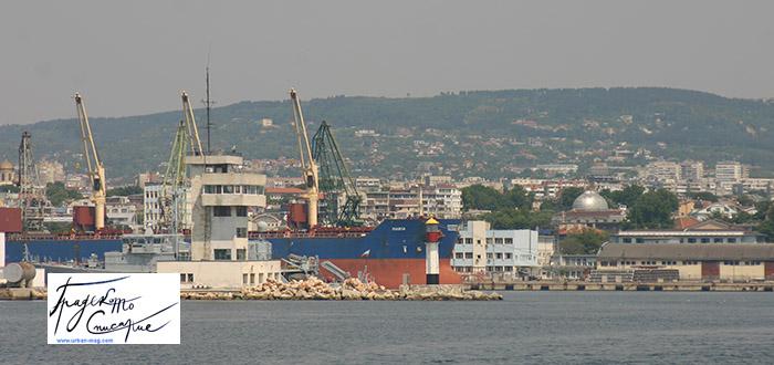 """Архитекти от 5 страни дават идеи за нова визия на Пристанище """"Варна – Изток"""""""