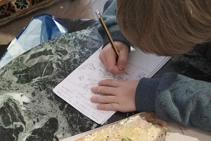 """""""Думи в цвят и цветове в думи"""" – творчески ателиета за деца от 5 до 14 години във Варна"""