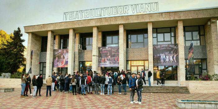 Българските зрители са специално поканени на Международния фестивал на дунавските театри в Гюргево
