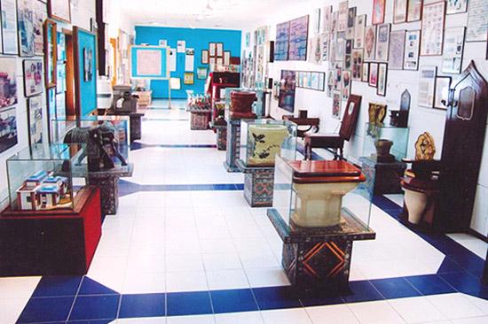 Международният музей на тоалетната в Ню Делхи